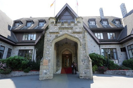 卑詩省總督府 BC Government House